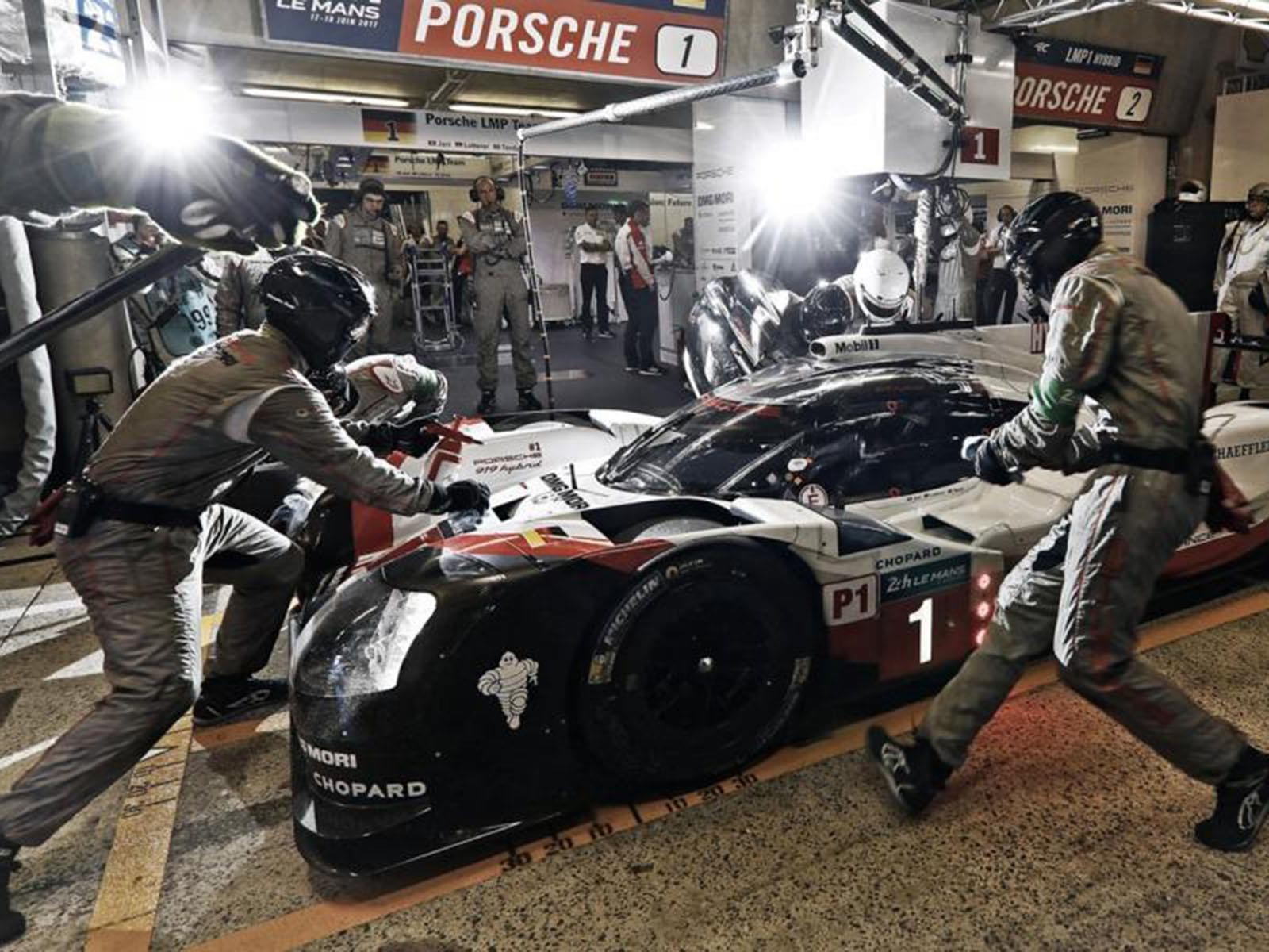 Los bólidos de Le Mans también tendrán enchufe