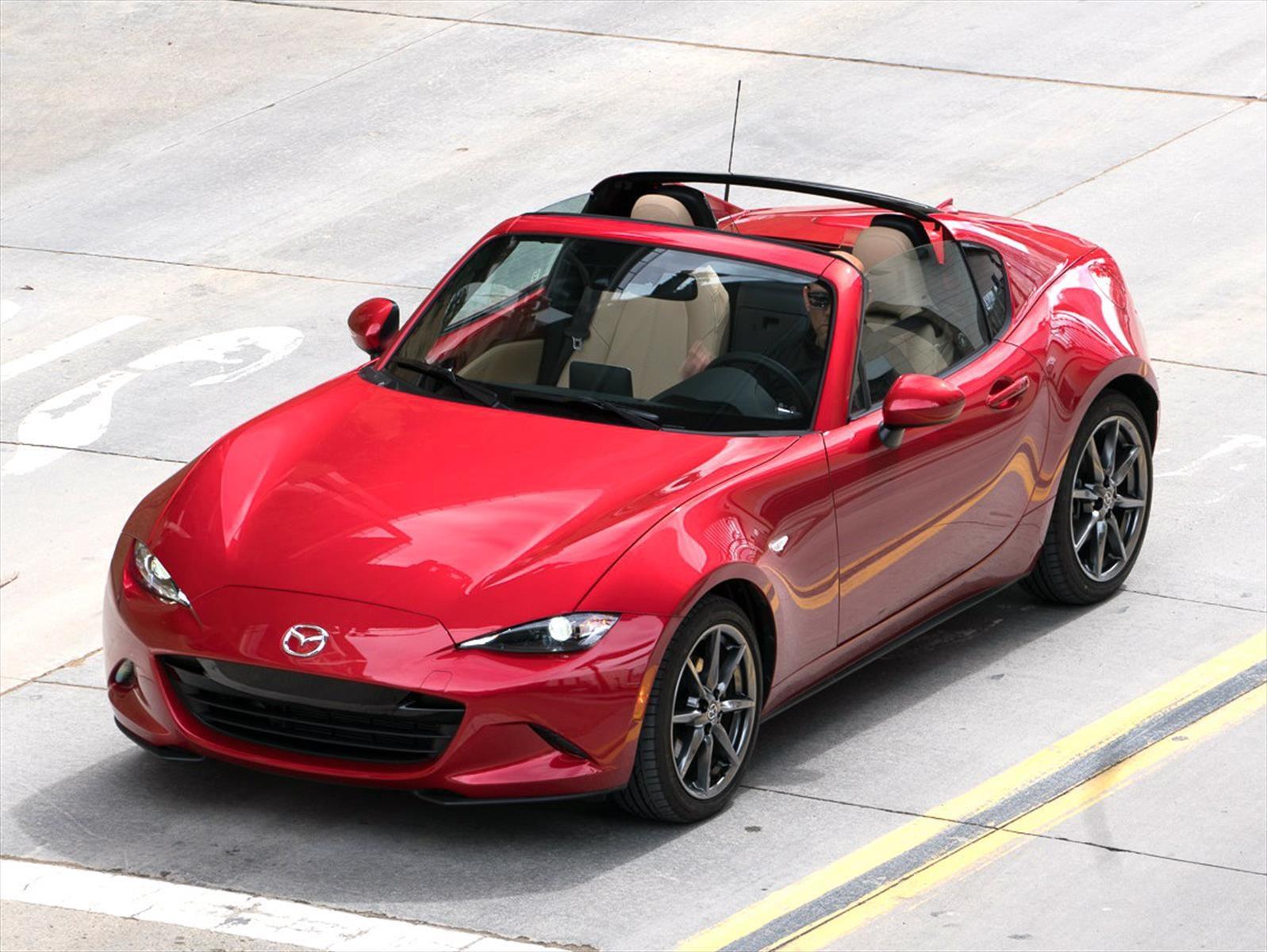Mazda MX-5 RF 2017 es el carro con mejor retorno de inversión en EE.UU.