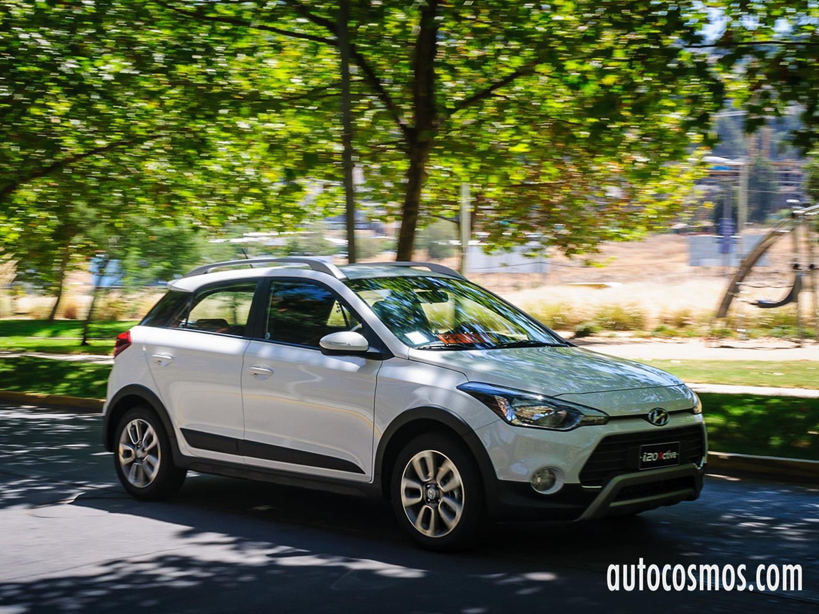Test drive: Hyundai i20 Active 2017
