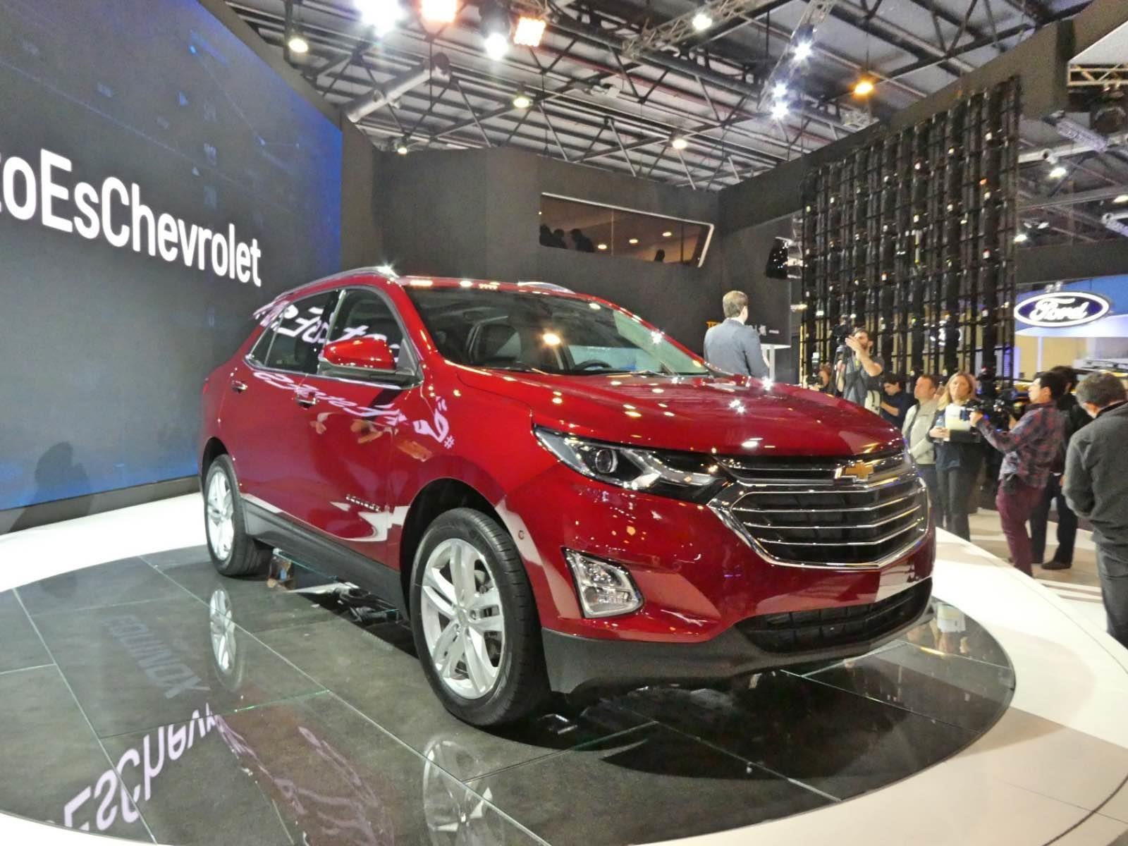 Novedades de Buenos Aires: Chevrolet Equinox