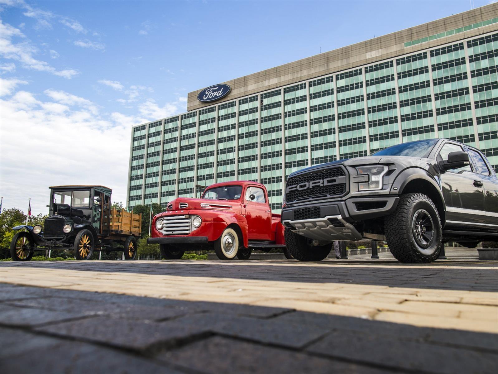 Hace 100 años Ford vendió su primera pickup