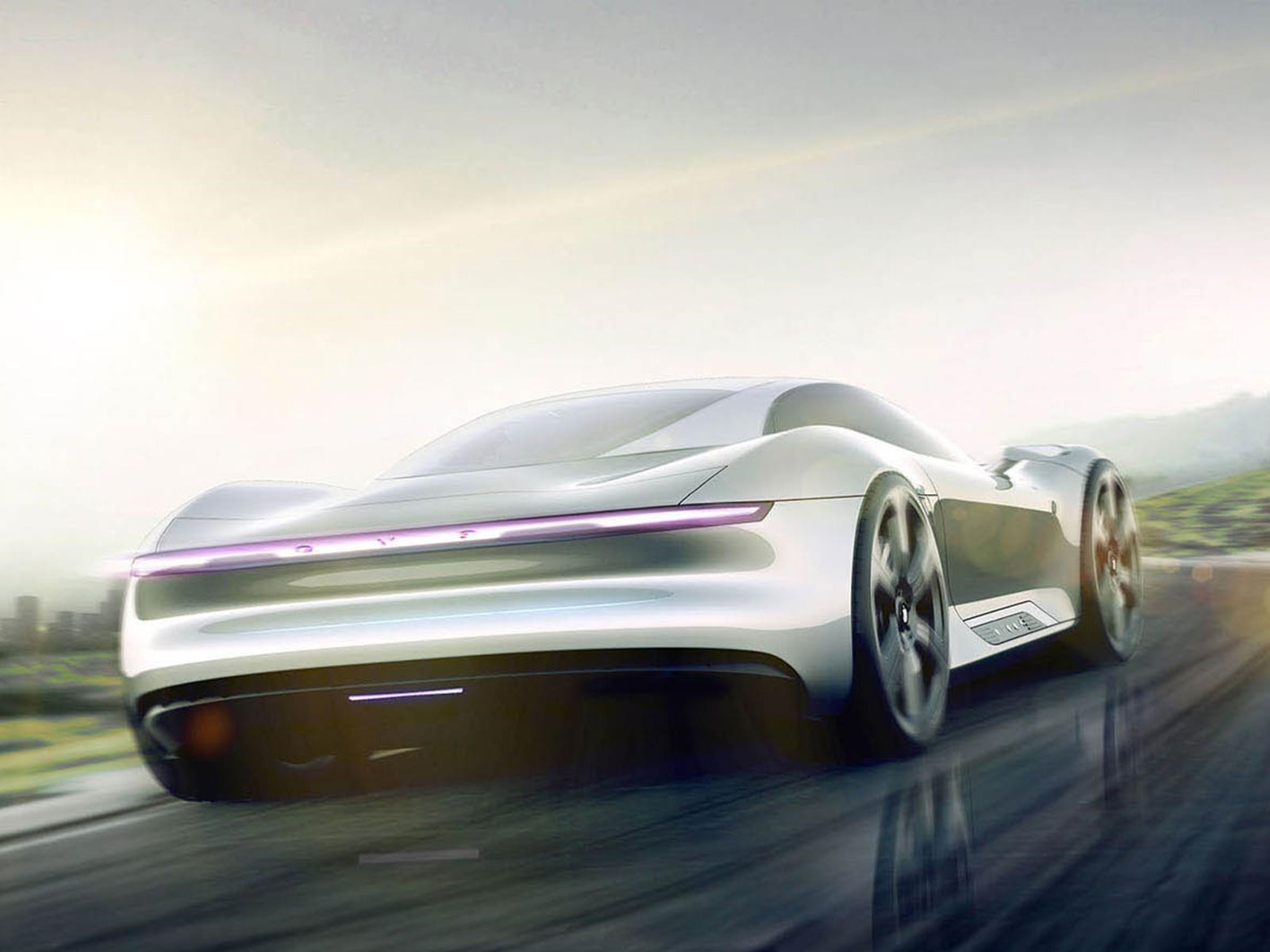 El Eve Concept nos hace soñar con el auto de Apple que nunca será