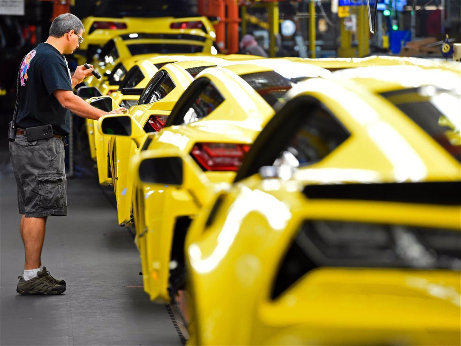 Estos son los países que más autos fabricaron en 2016