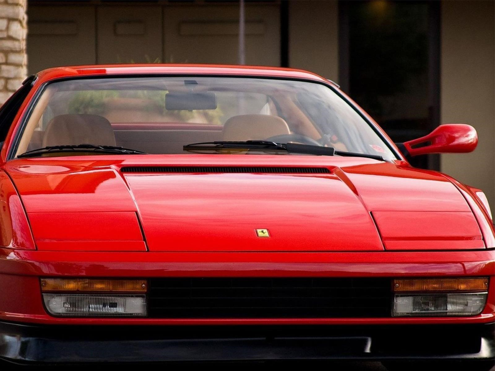 """Ferrari pierde los derechos exclusivos de """"Testarossa"""""""