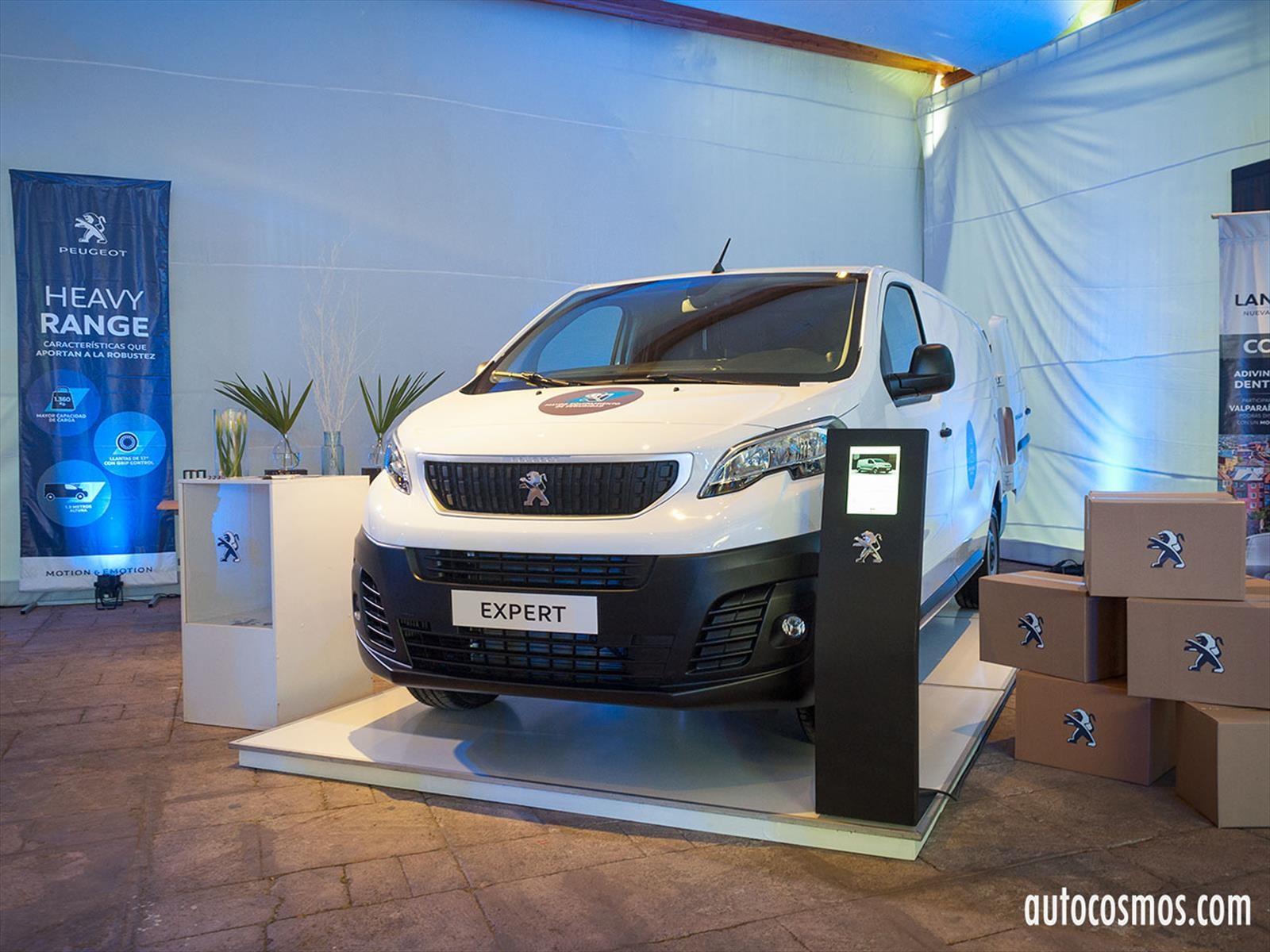 Peugeot Expert y Traveller 2017 salen a la venta