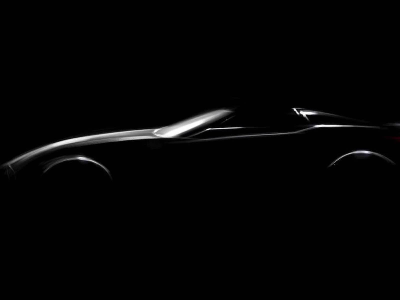 BMW Z4 Concept es una de las estrellas de Pebble Beach