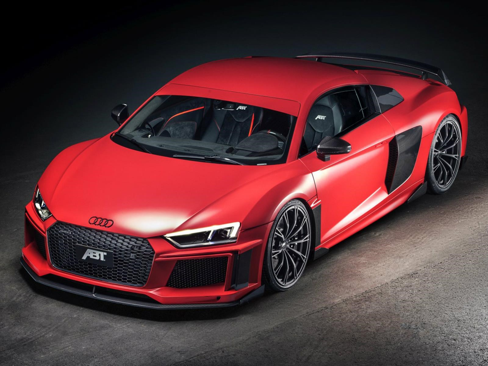 Audi R8 por ABT Sportsline se presenta