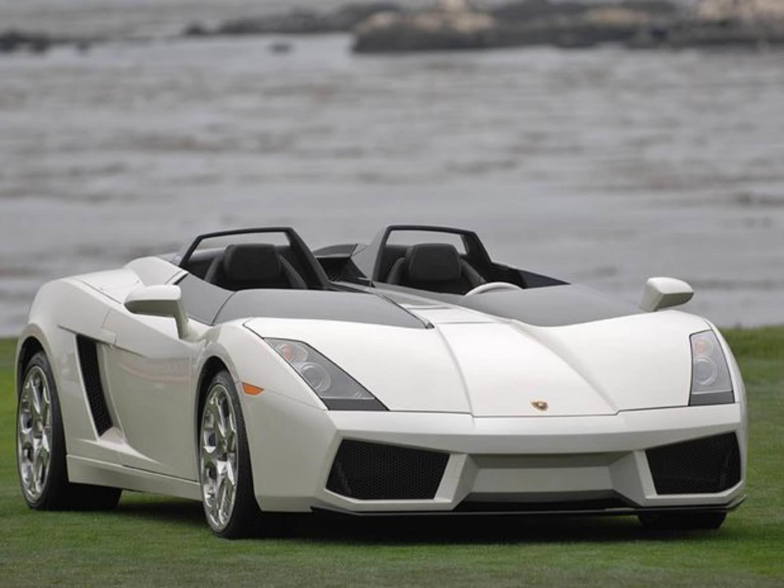Lamborghini Concept S se pone a la venta en Monterey