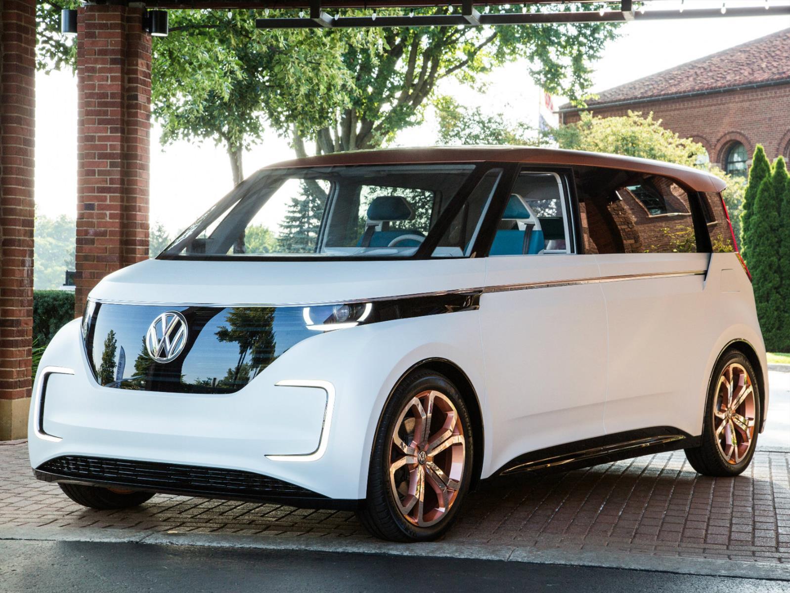 Volkswagen BUDD-e elegido como Concept Truck of the Year 2016