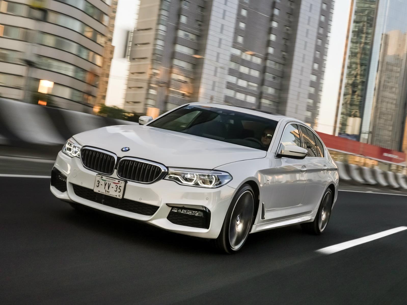 BMW Serie 5 2018 a prueba