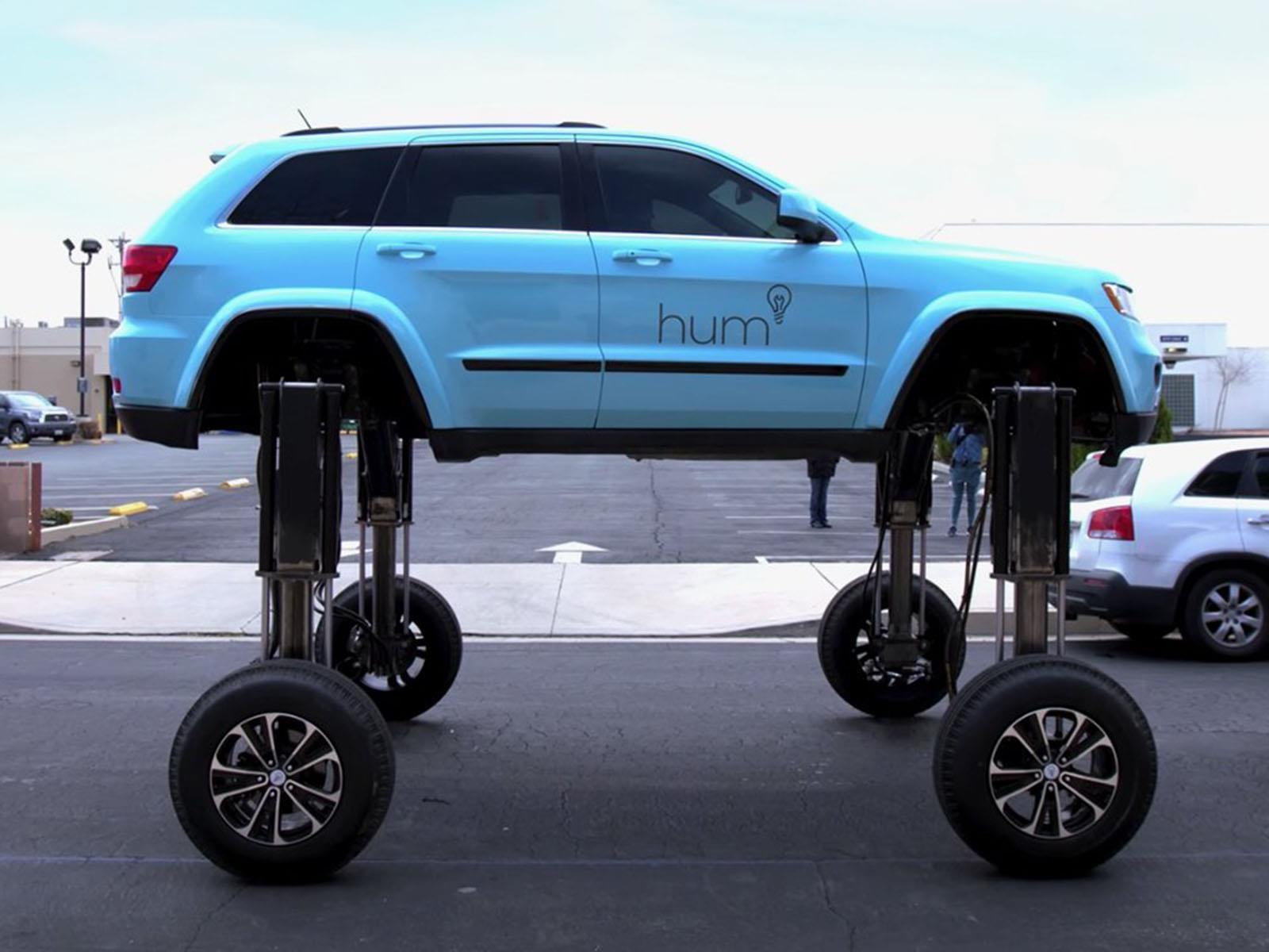 Jeep Grand Cherokee de  Verizon Telematic, listo para evitar embotellamientos