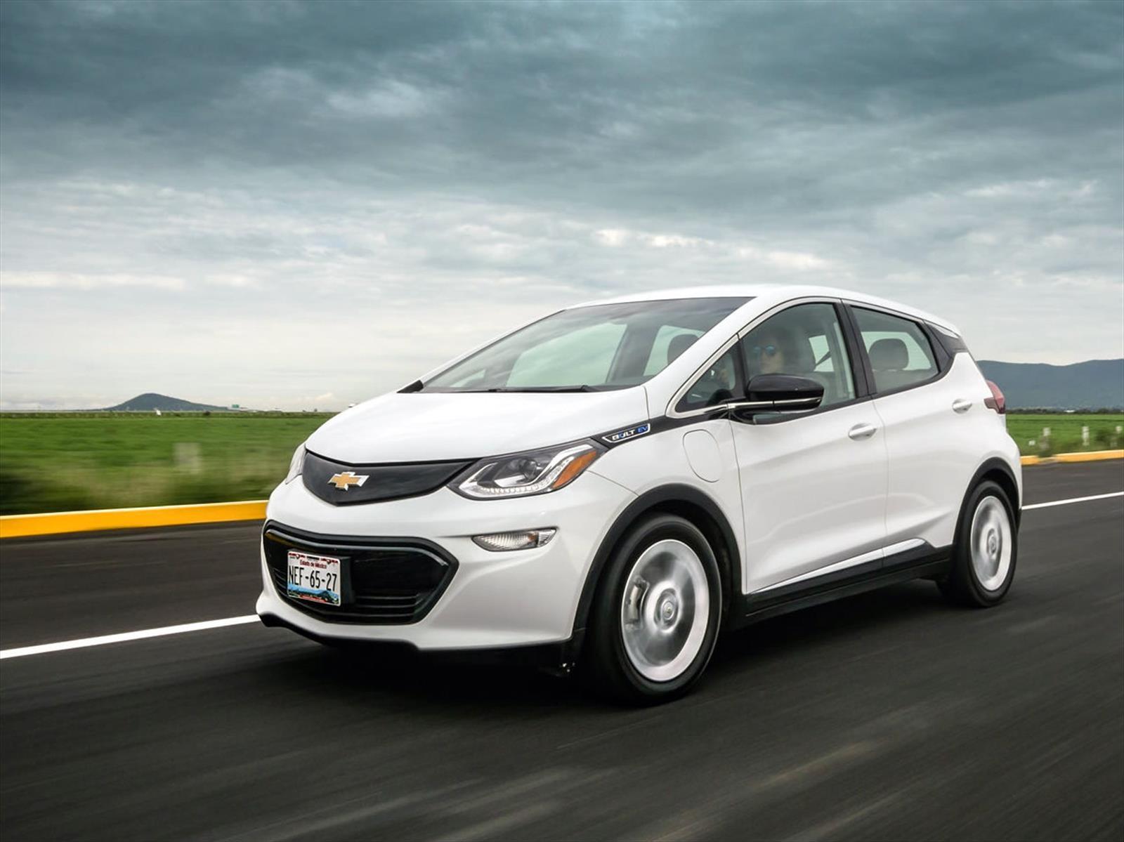 Chevrolet Bolt EV 2017: test drive