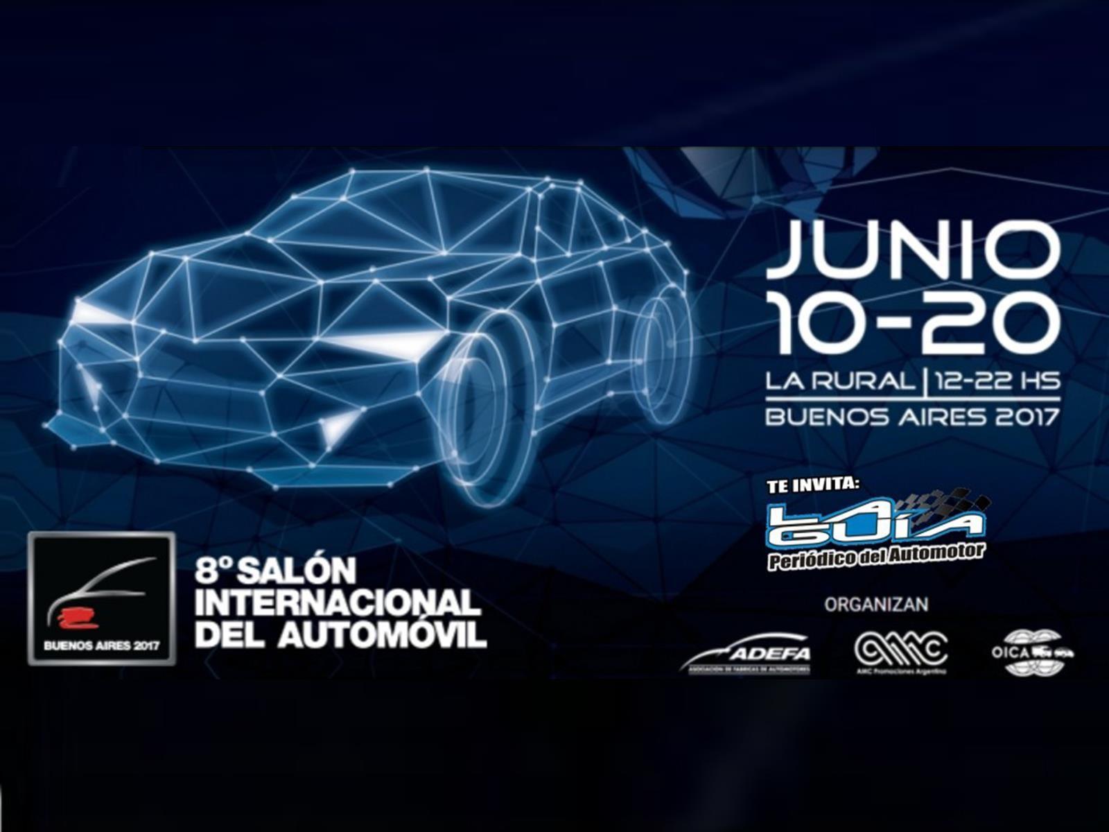 El 8º Salón del Automóvil de Buenos Aires tiene fechas
