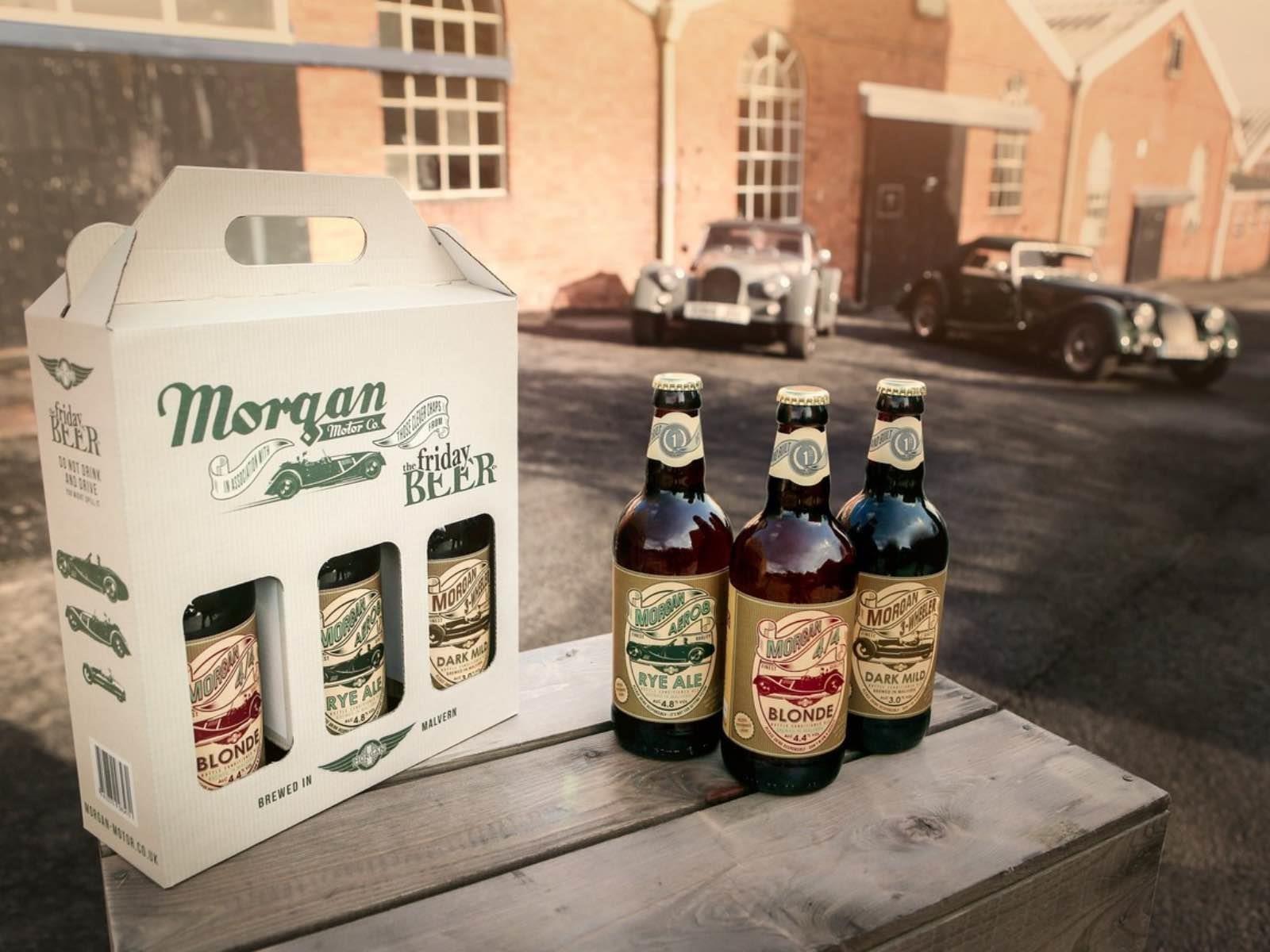 Morgan ahora también hace cervezas