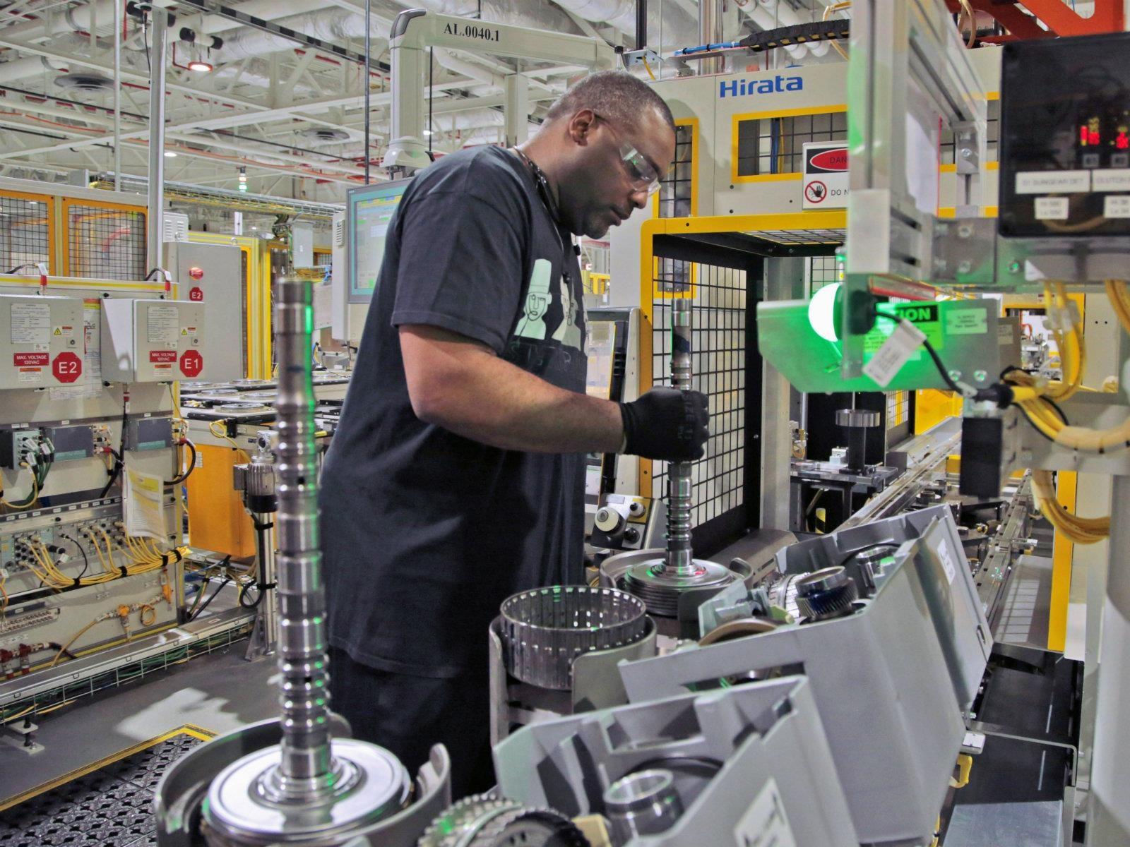 Ford realiza una fuerte inversión en Michigan