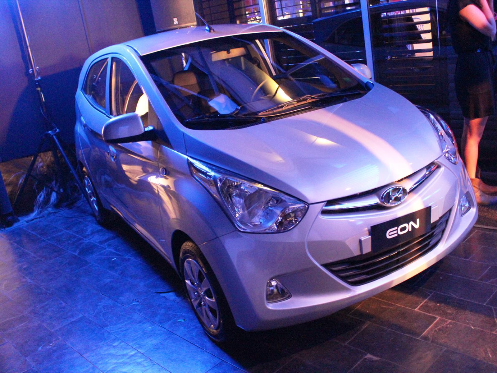 Hyundai Eon: Estreno oficial en Chile