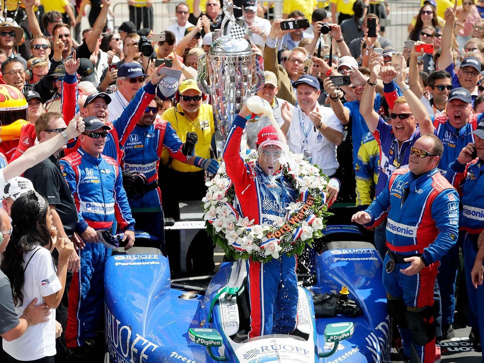 Indy 500: Ganó un piloto de F1, pero no fue Alonso