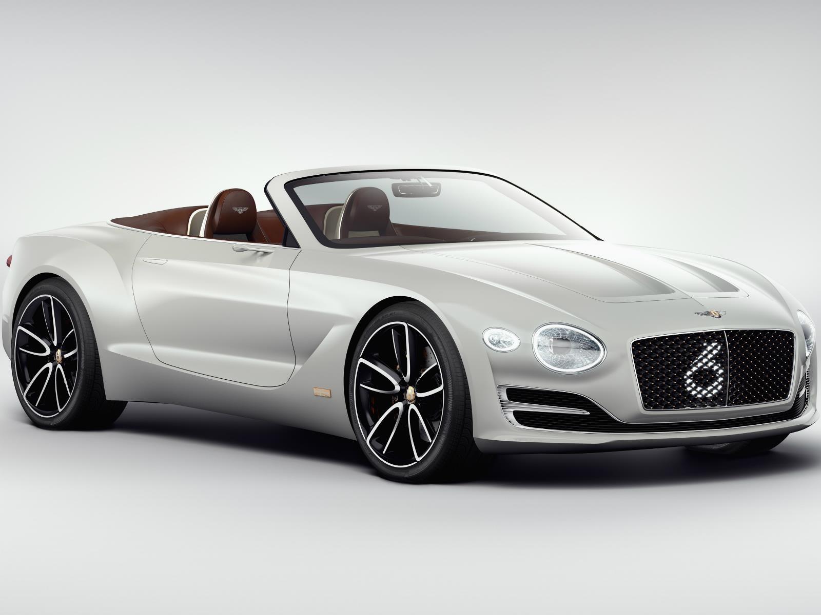 Bentley EXP12 Speed 6e concept, el convertible eléctrico