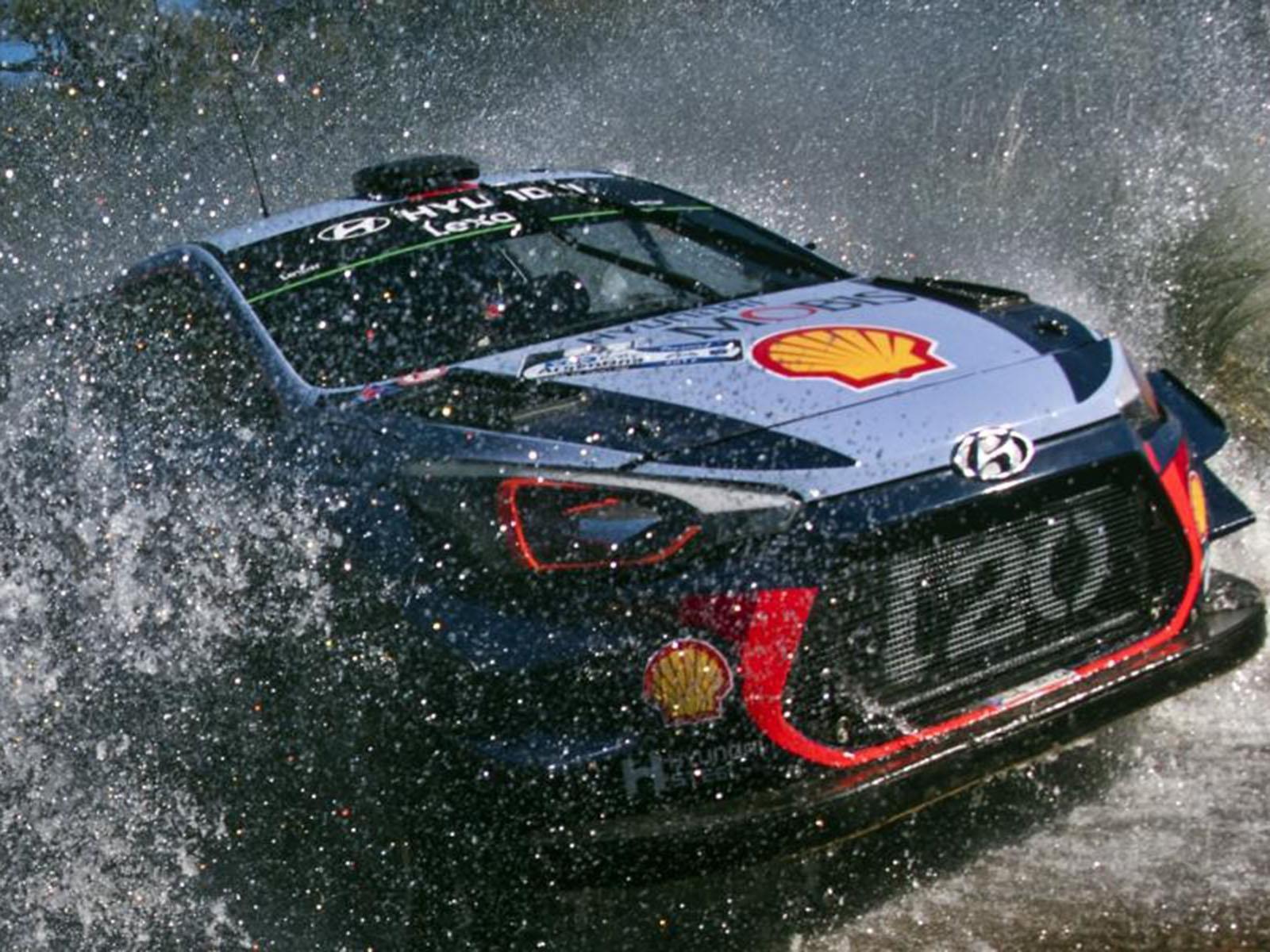Neuville y Hyundai ganan el WRC Argentina 2017