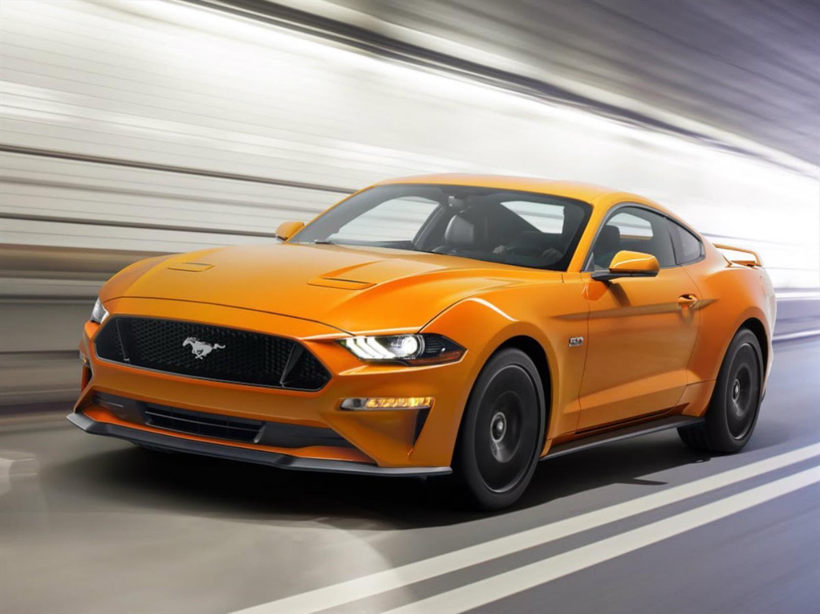 Ford Mustang 2018, el ponycar sigue evolucionando