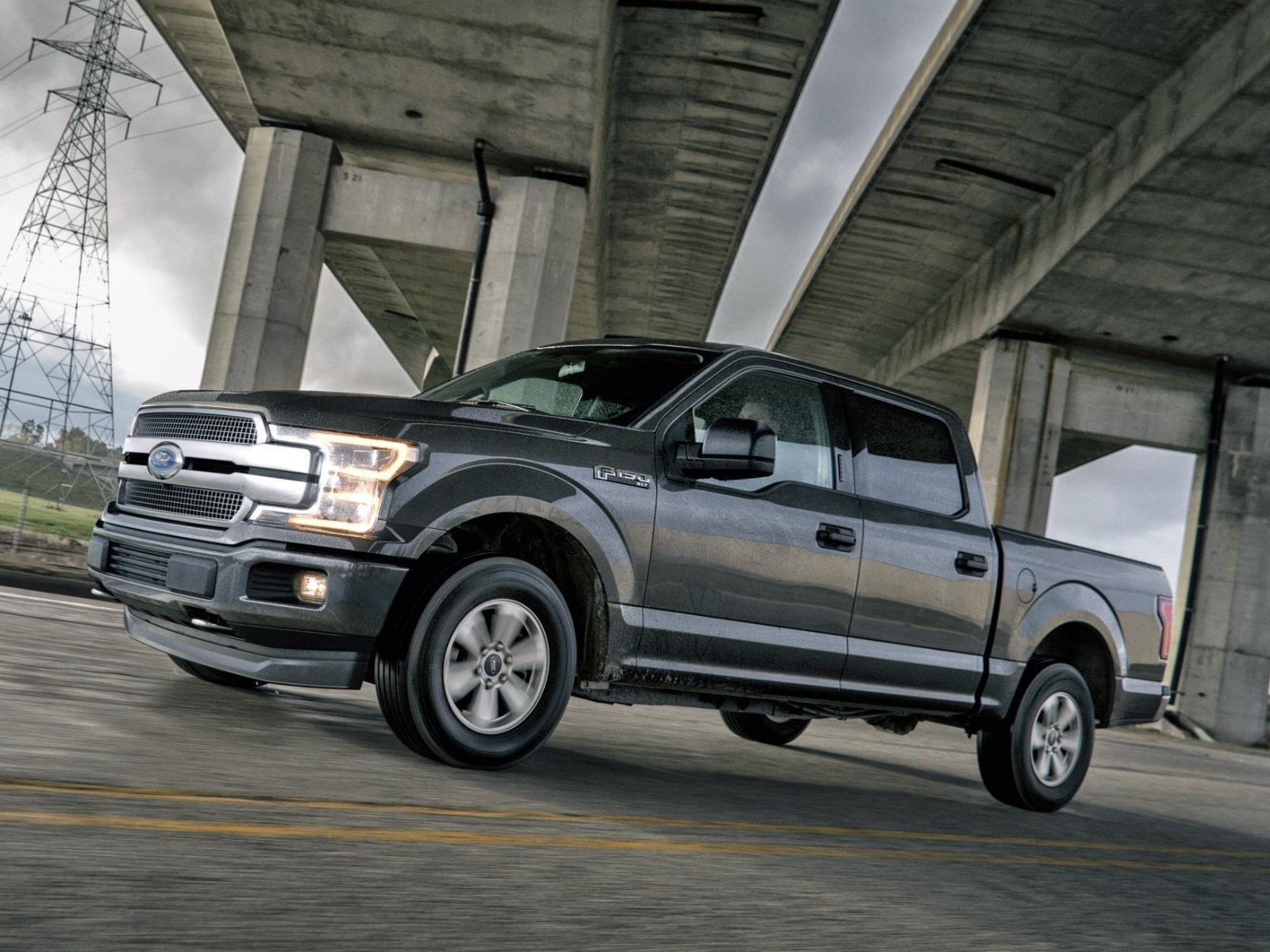 Ford F-150 2018 es más potente y eficiente