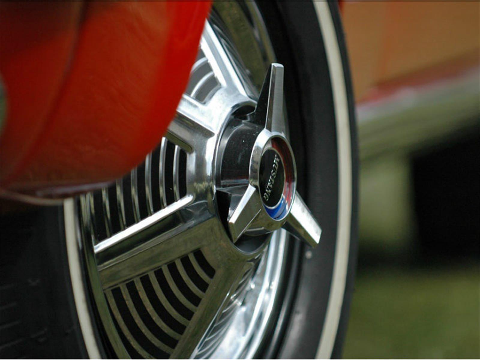 Los carros clásicos más buscados en internet