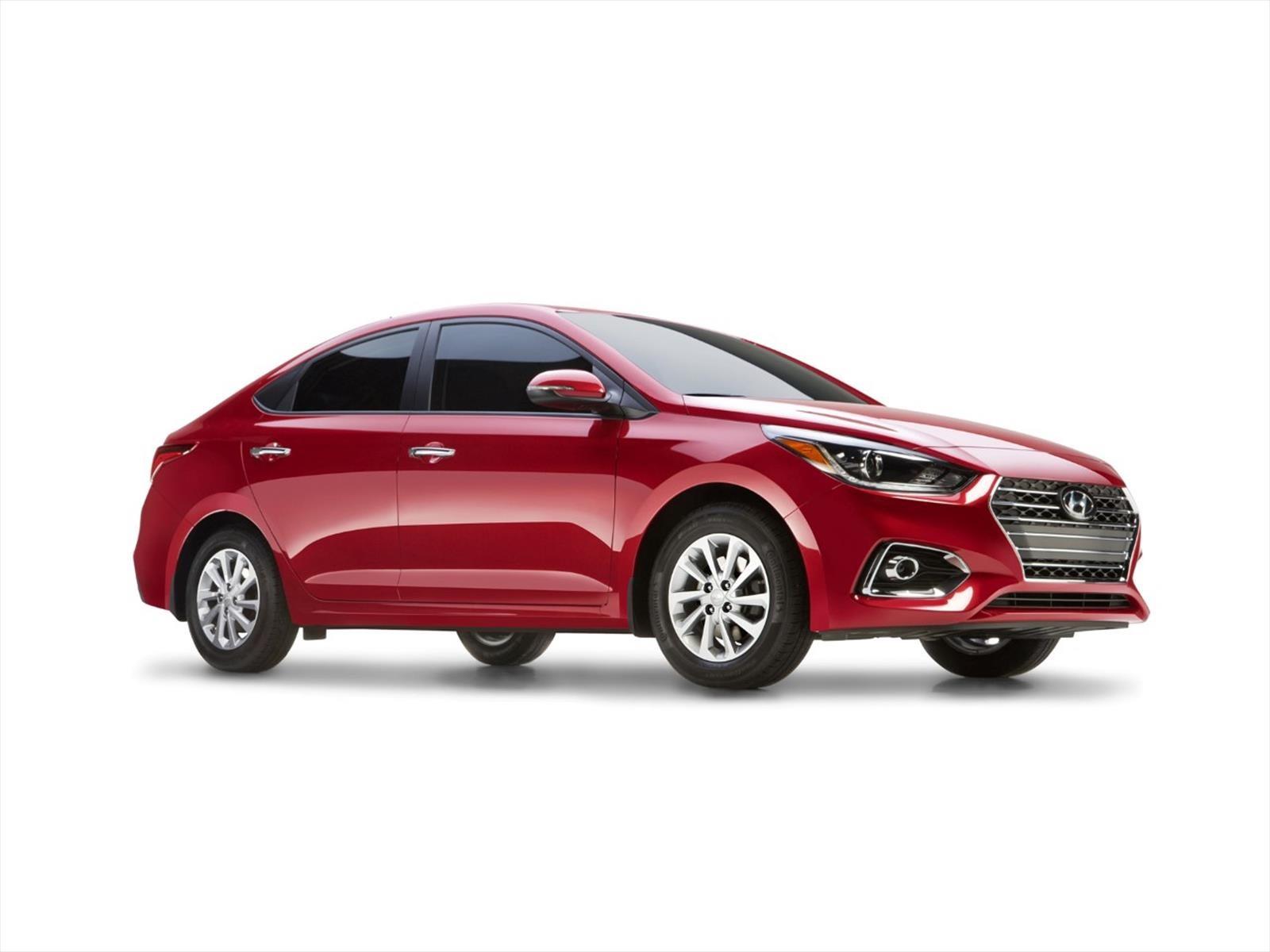 Conoce al Hyundai Accent 2018