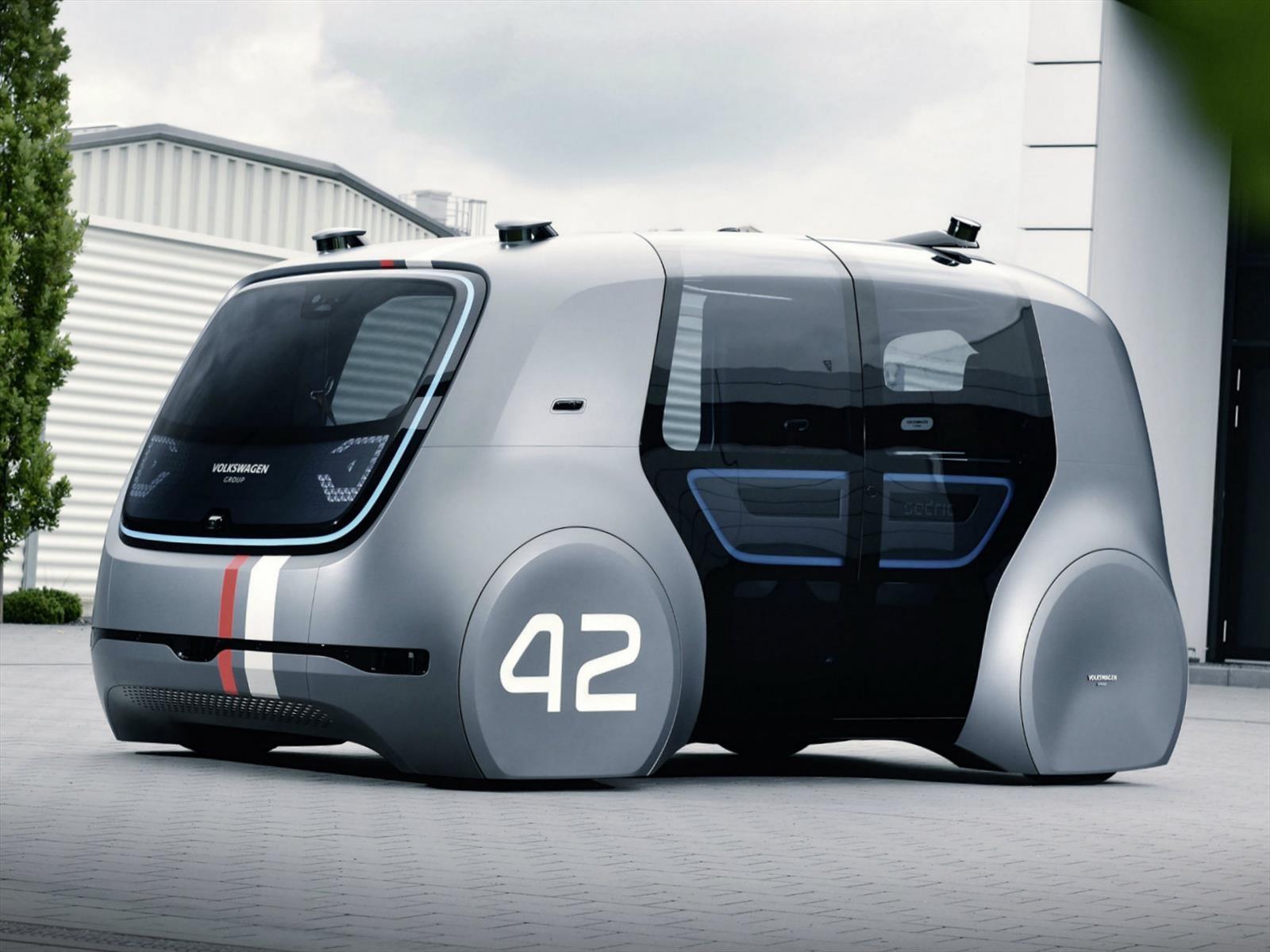 Volkswagen SEDRIC, un concepto perfeccionado