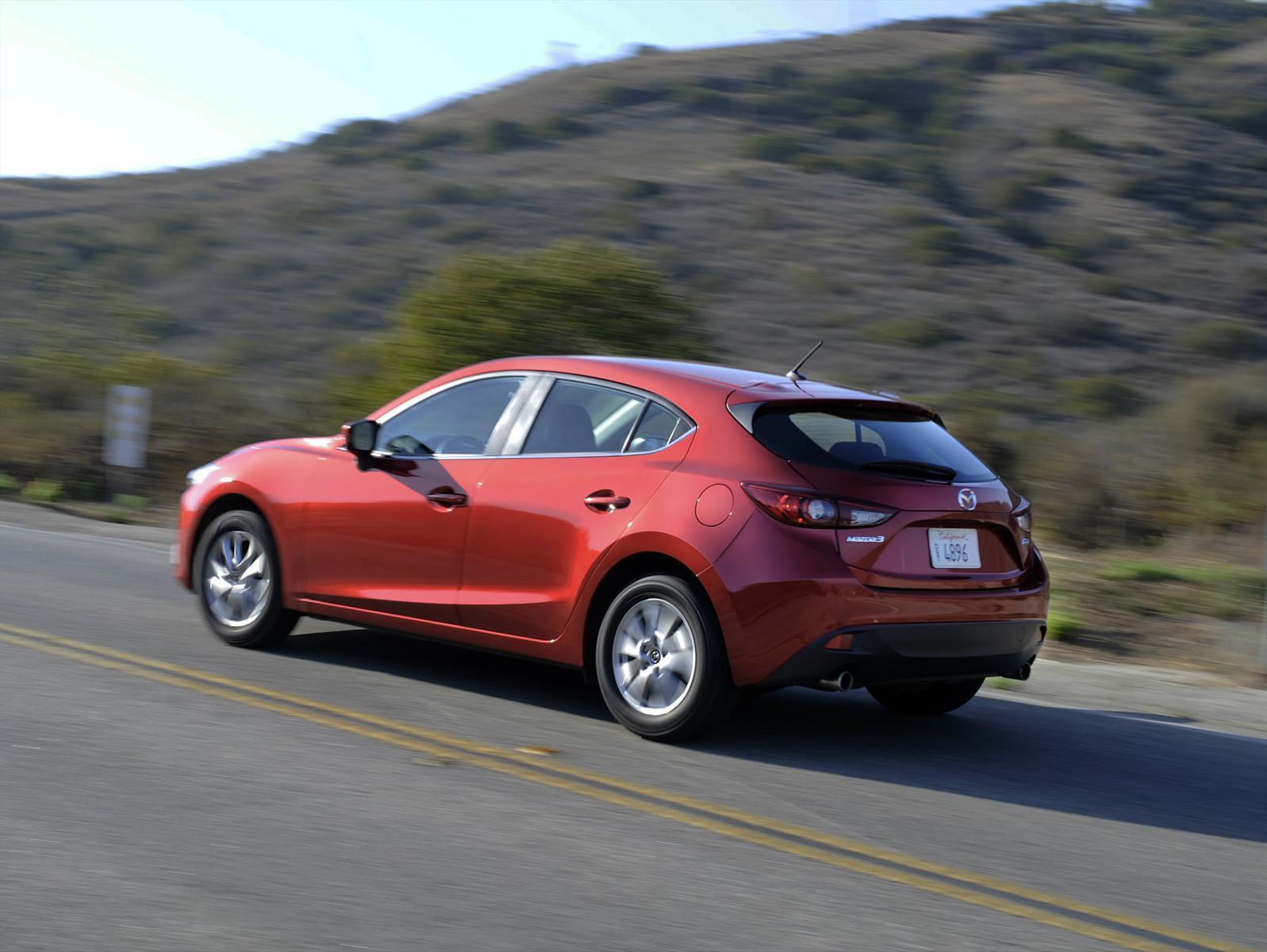 Mazda G-Vectoring Control, la nueva tracción integral de la marca