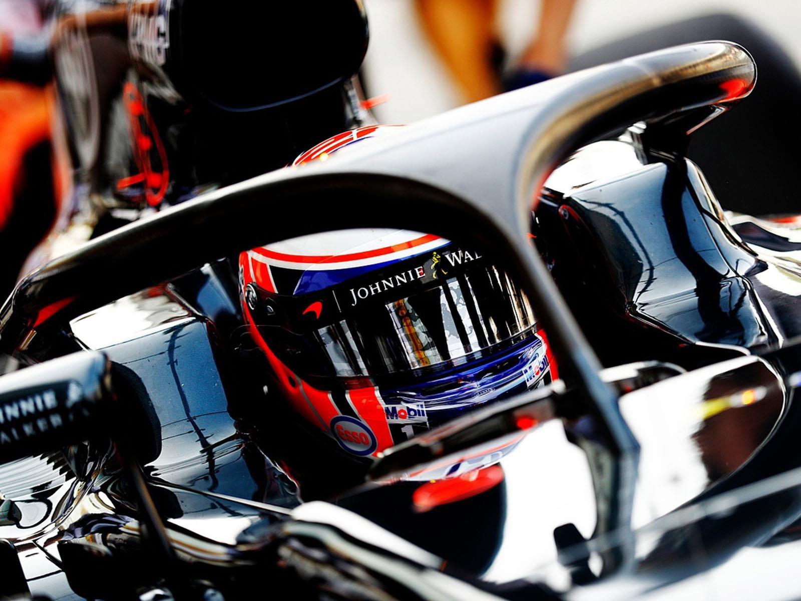 La F1 confirma el uso del sistema Halo para 2018
