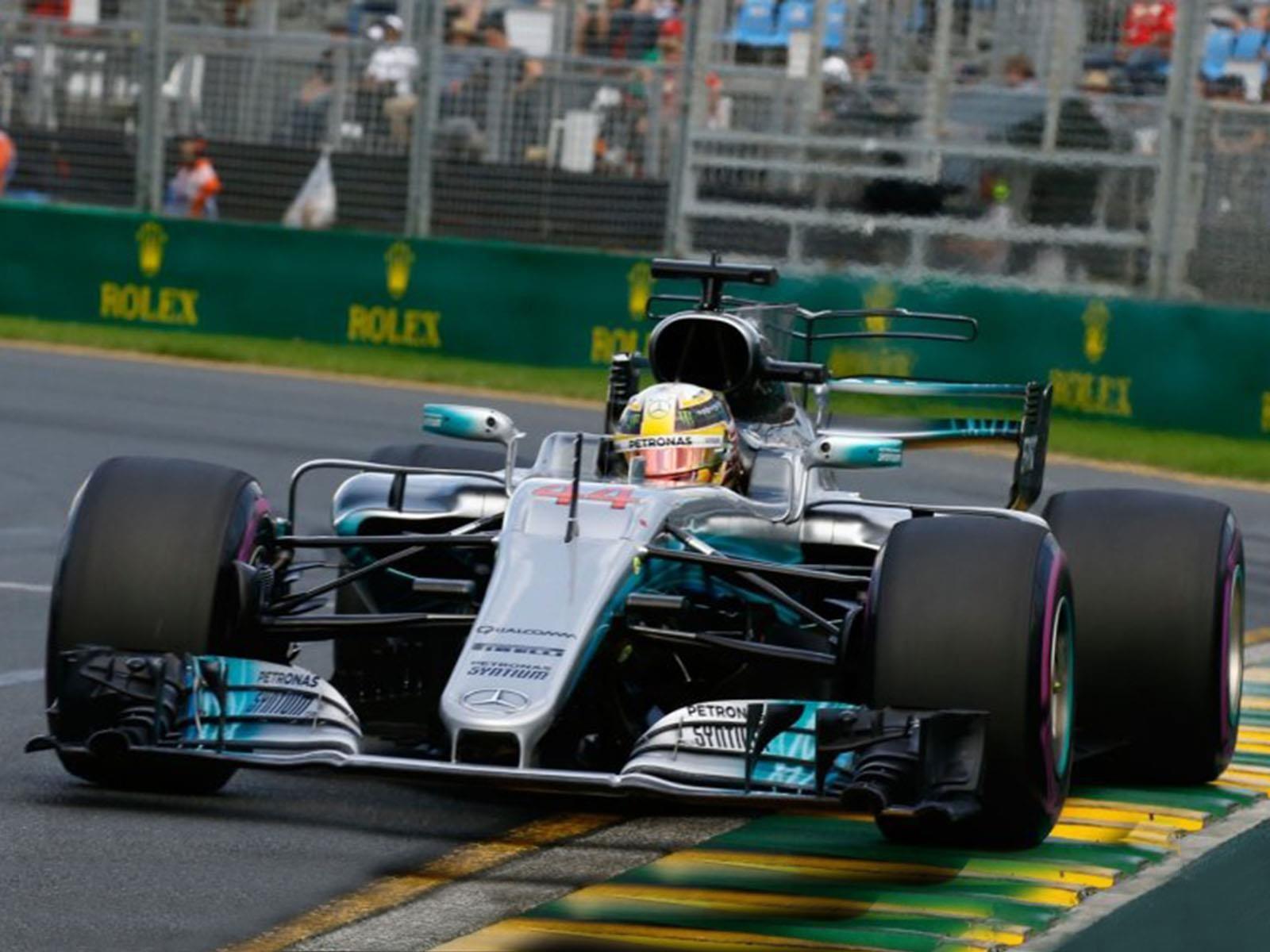 F1 GP de Australia 2017 Clasificación: Cambia el reglamento pero no el más rápido