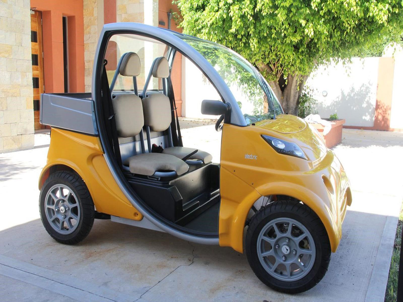 Sero Electric, un automóvil argentino 100% eléctrico