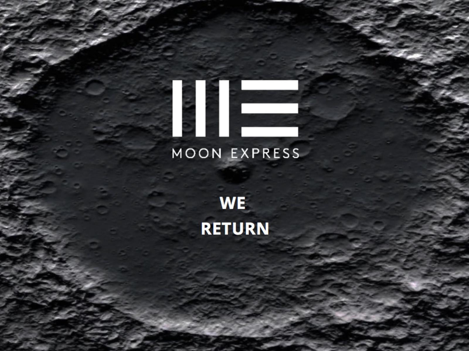 Moon Express, la compañía que te envía a la Luna