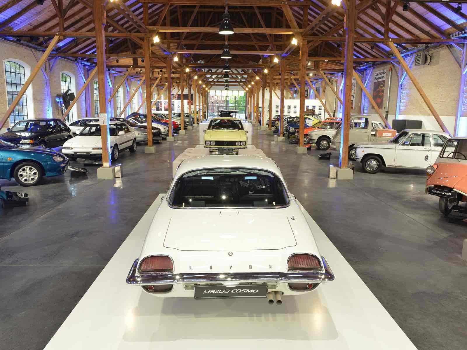 Mazda Classic Automobil, el museo de Mazda en Europa
