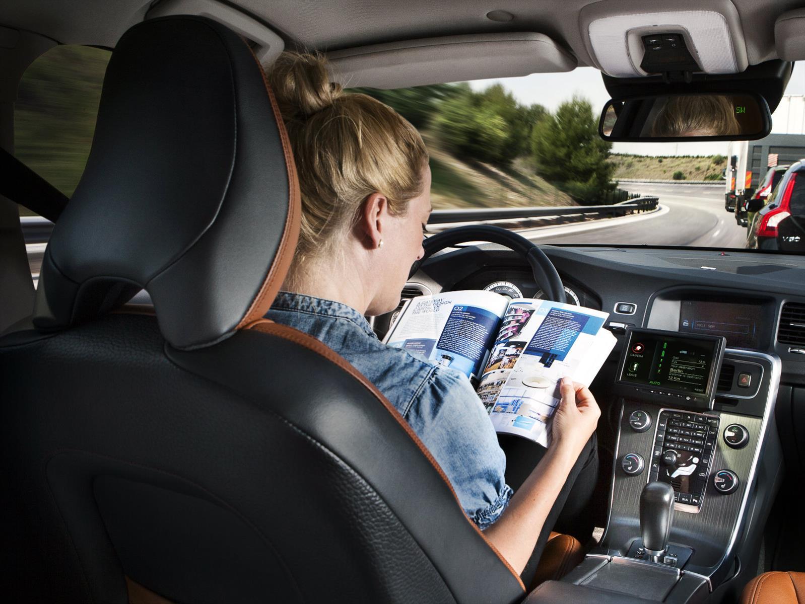 Las empresas que más aportan a la conducción autónoma