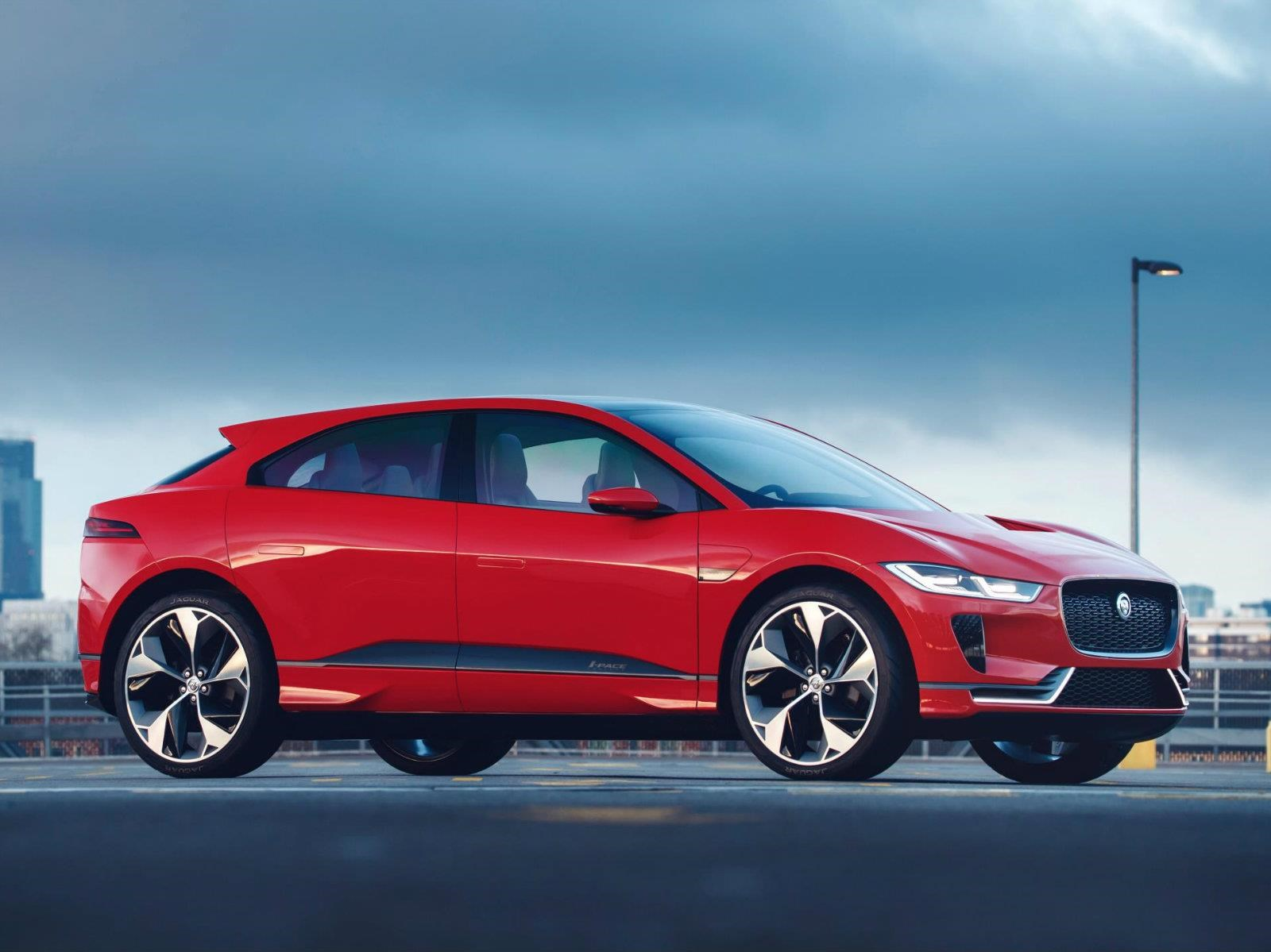 Jaguar I-Pace Concept es el mejor auto concepto de 2017