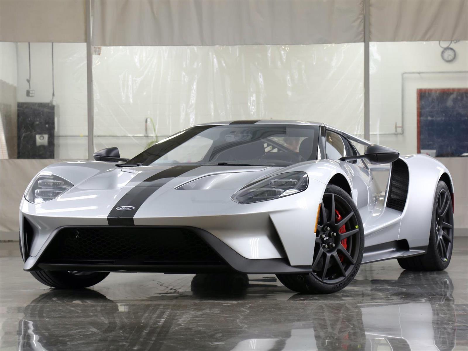 Ford GT Competition Series, para la calle y circuitos