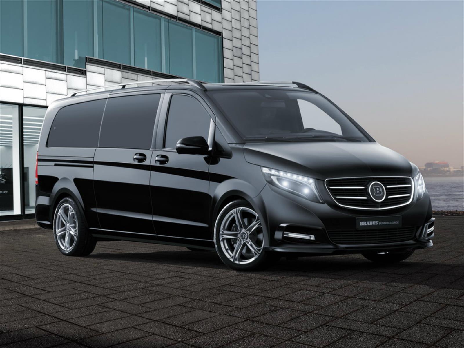 Mercedes-Benz Clase V por Brabus debuta