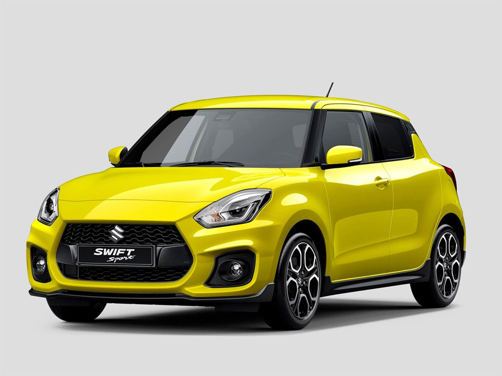 Suzuki libera la primera imagen del nuevo Swift Sport 2018