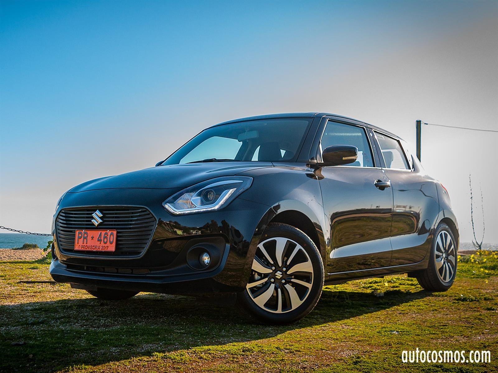 Suzuki Swift 2017 en Chile, completamente nuevo