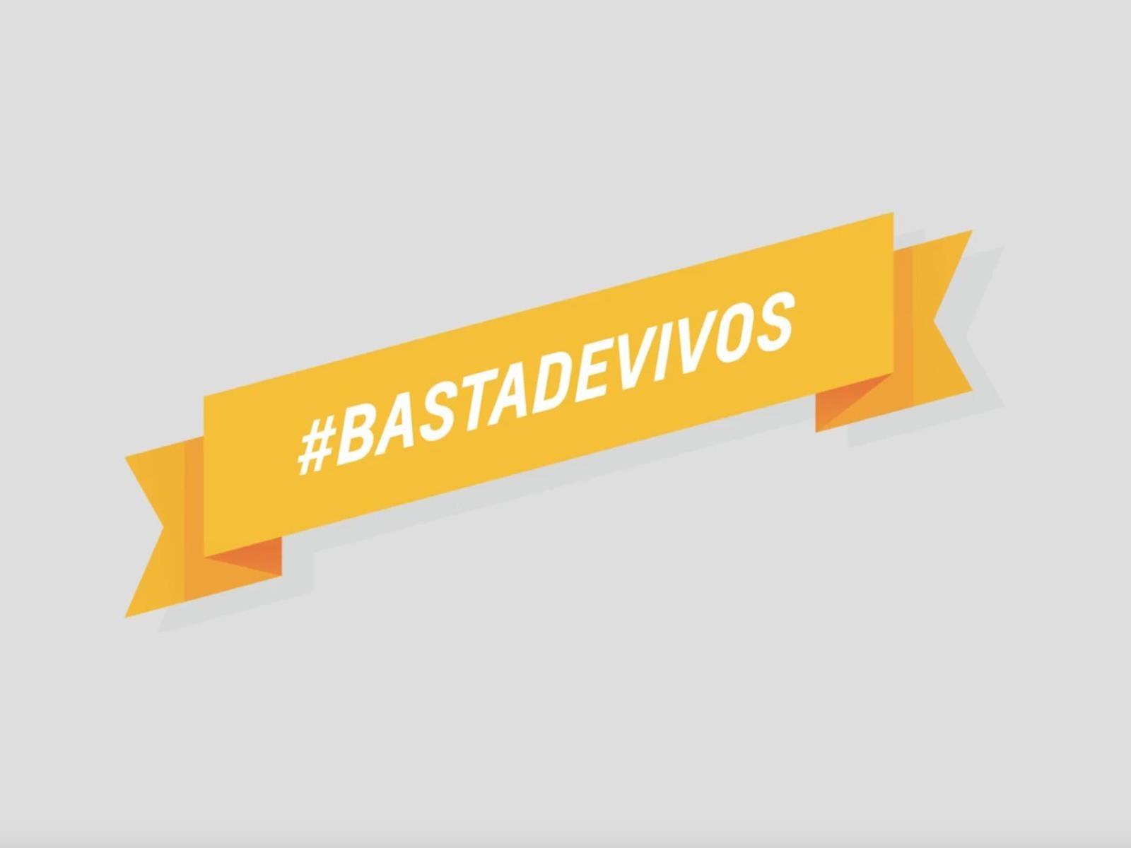 #BastaDeVivos, la nueva campaña de Chevrolet