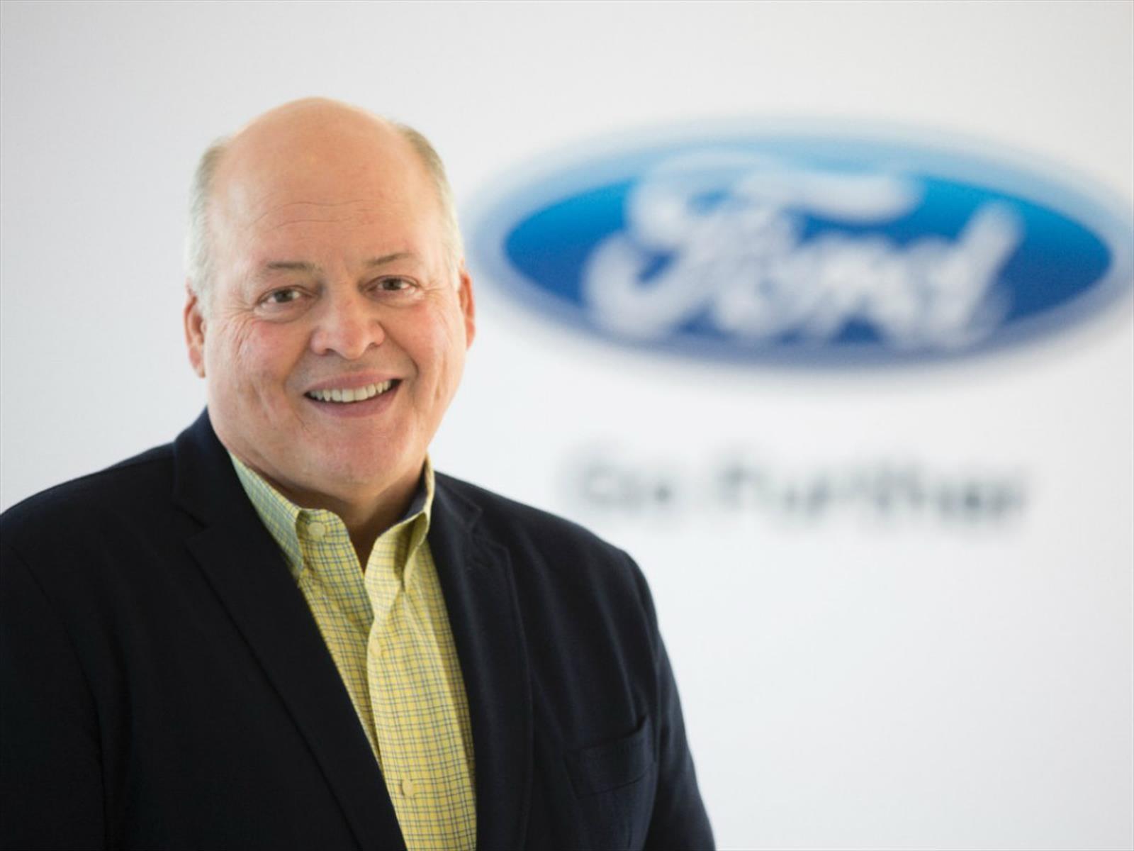 Ford Motor Company cambia su plana ejecutiva