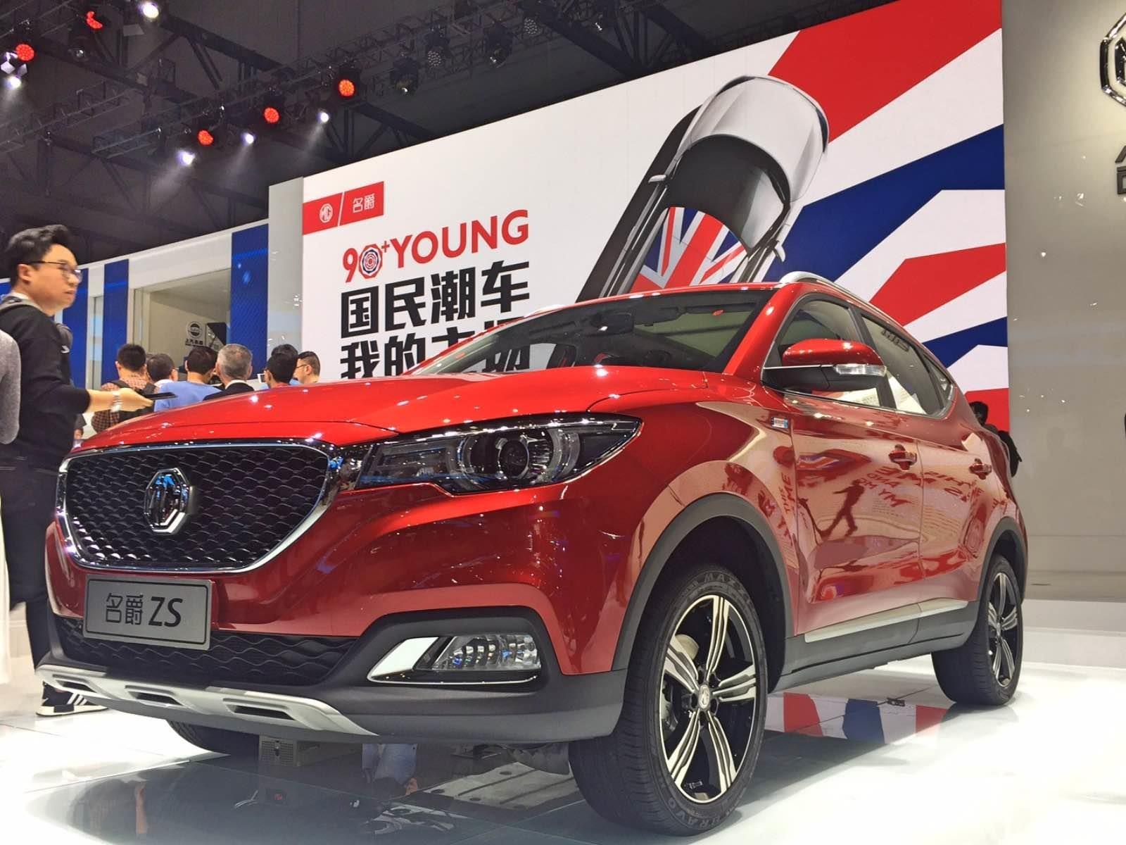 MG ZS 2018, la gran apuesta chino-inglesa