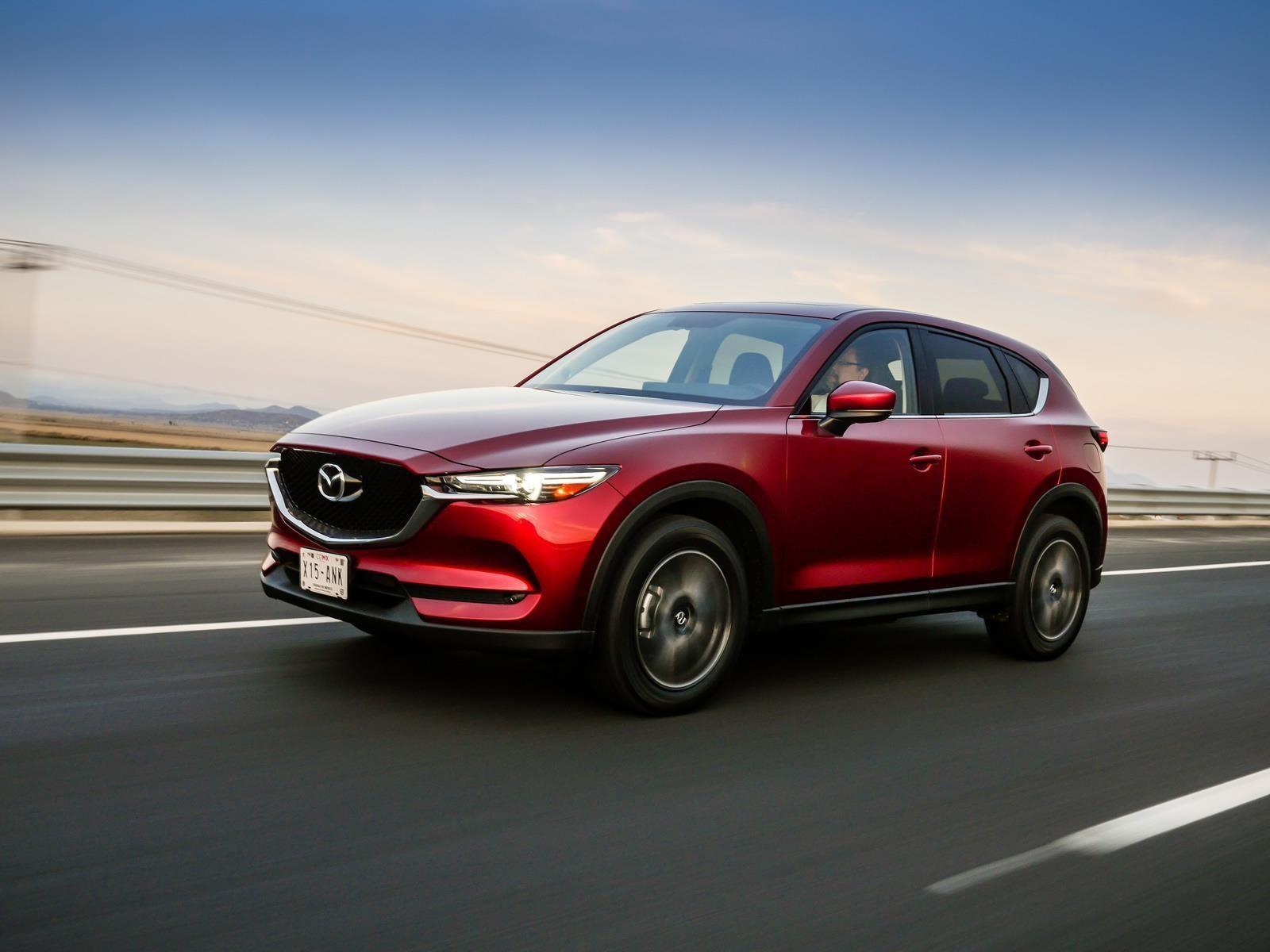 Mazda CX-5 2018 a prueba