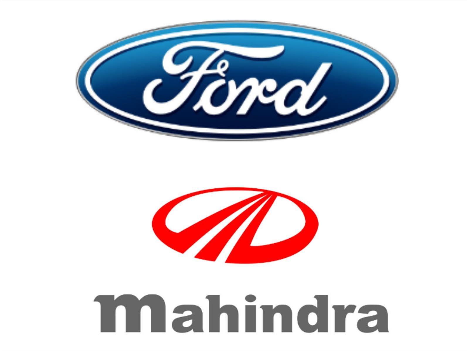 Ford se asocia con Mahindra para atacar la India
