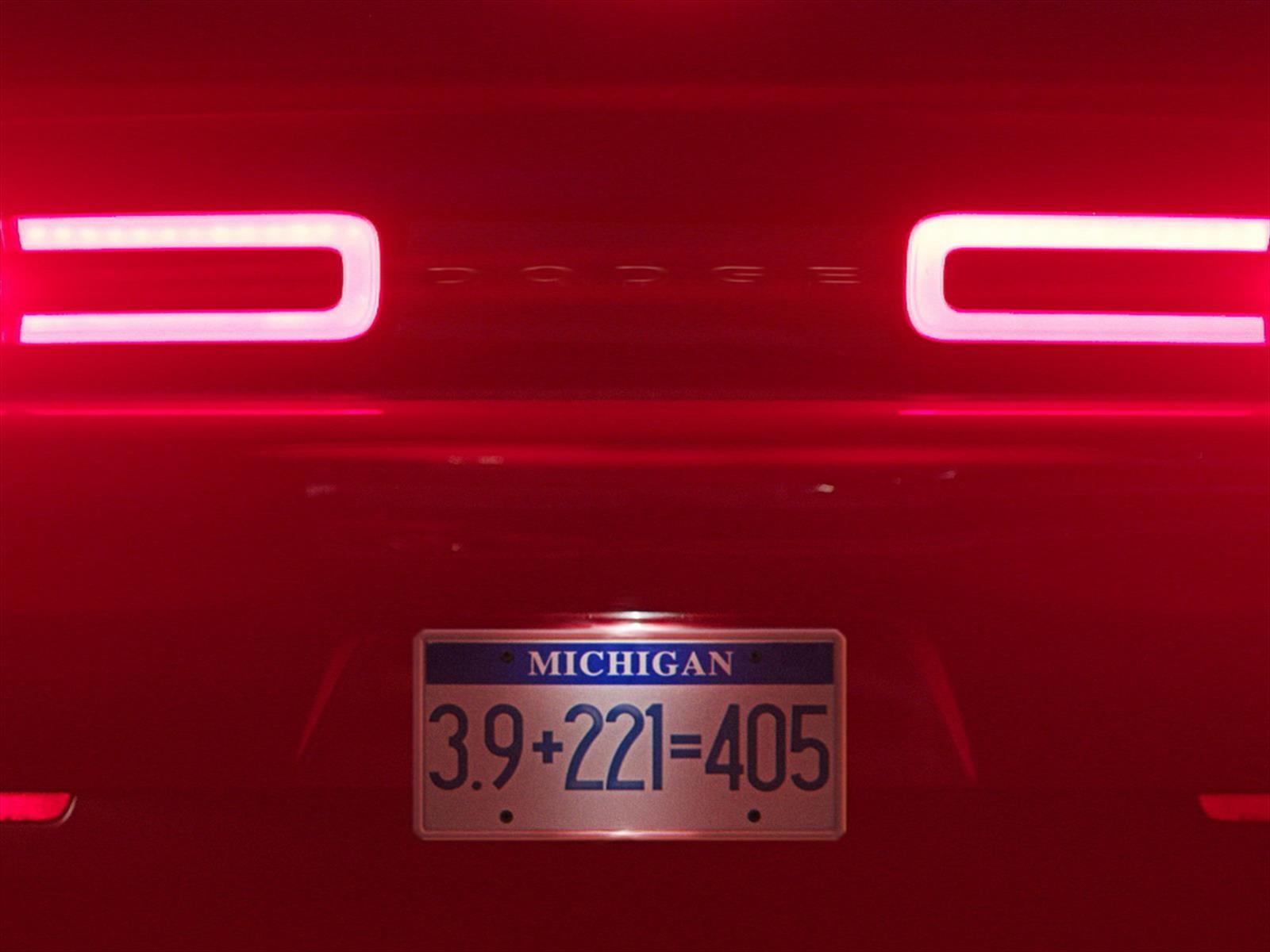 Así se escucha el motor del Dodge Challenger SRT Demon