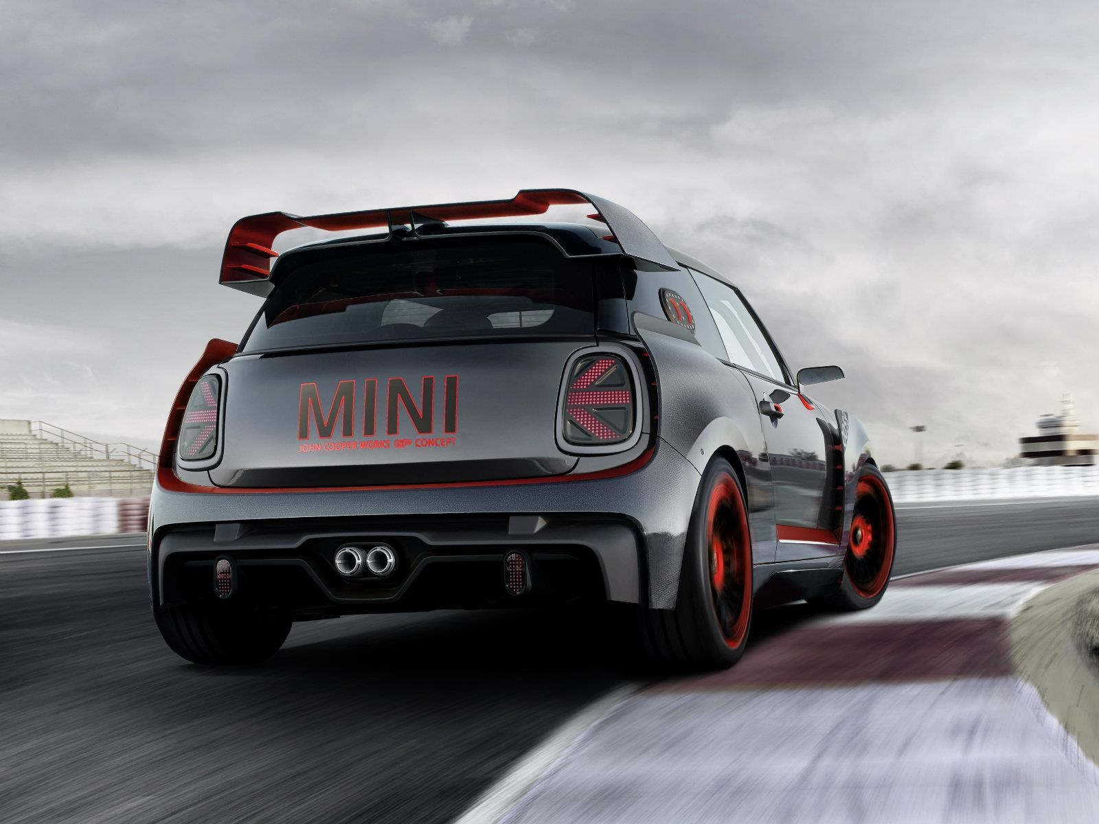 MINI John Cooper Works GP Concept, exquisito prototipo