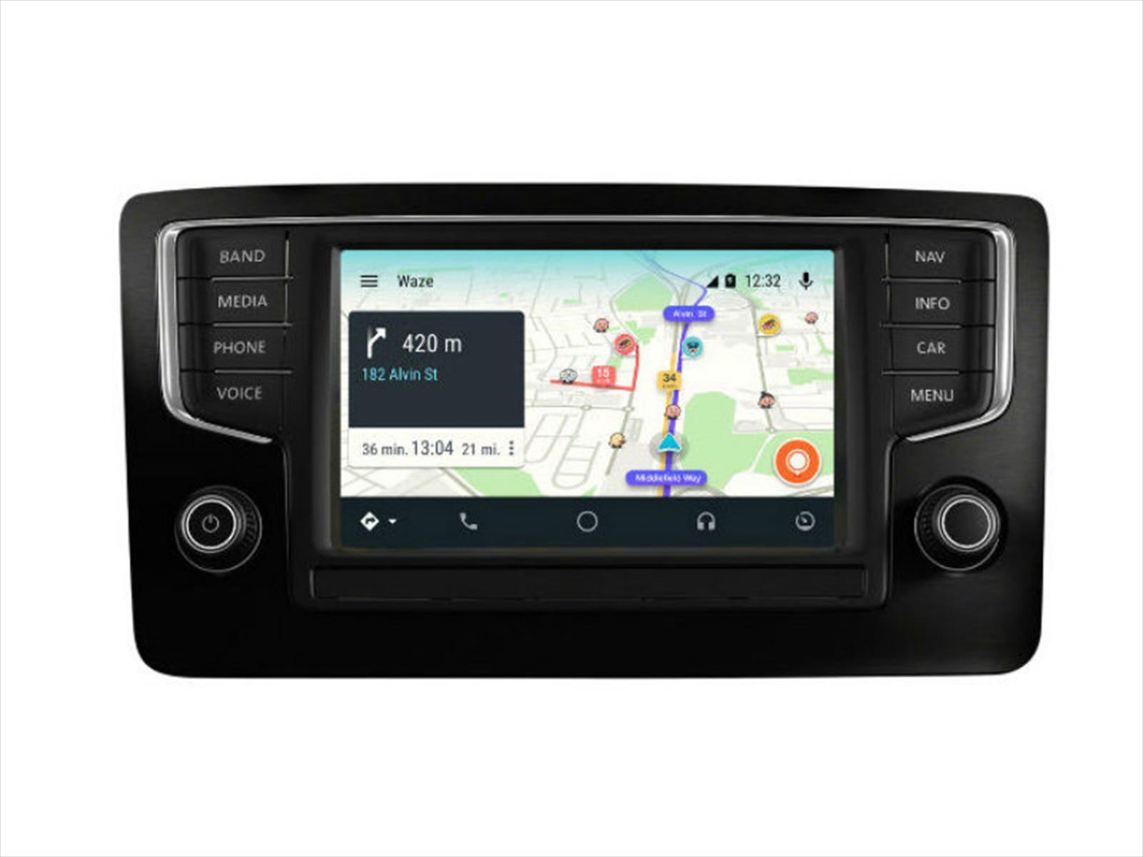 Waze estará disponible en Android Auto