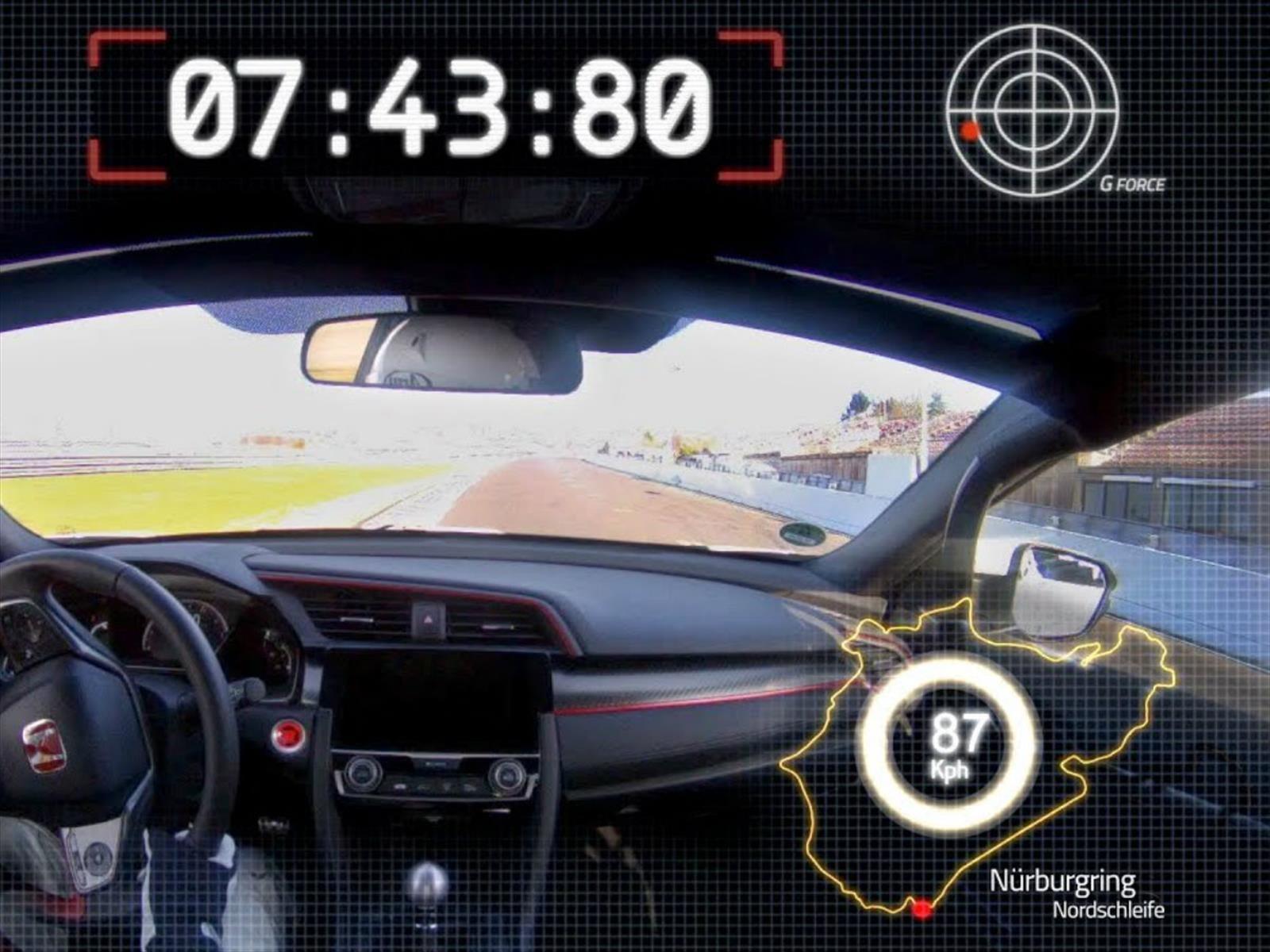 Nürburgring: los reyes de tracción delantera en video