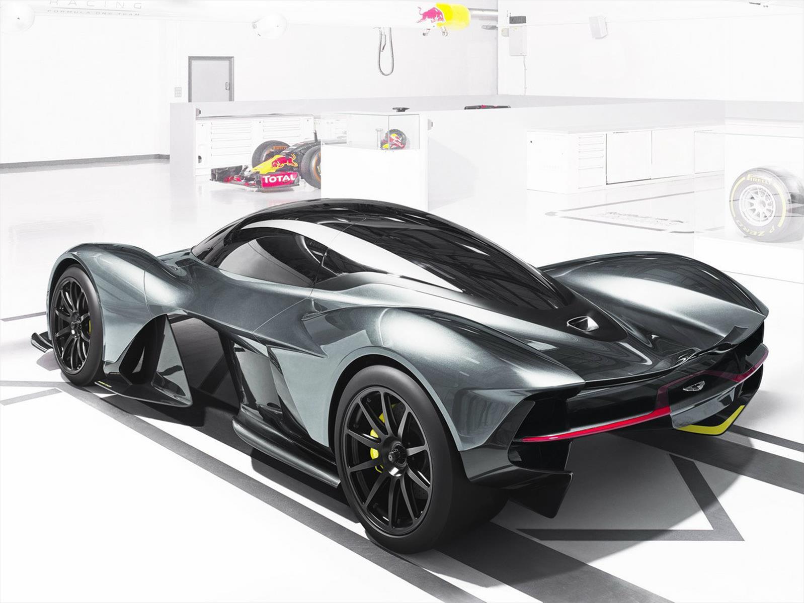 AM-RB 001: El hijo prodigio de Aston Martin y Red Bull